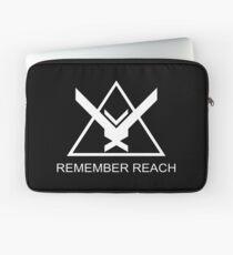 Noble Team Remember Reach Laptop Sleeve