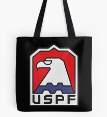 USPF - ESCAPE FROM NEW YORK Tote Bag