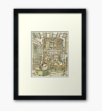 Dressing up at the Old Oak Palace Framed Print