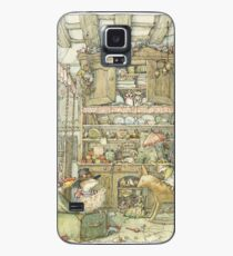 Dressing up at the Old Oak Palace Case/Skin for Samsung Galaxy