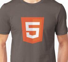 Silicon Valley - HTML5 Logo Unisex T-Shirt