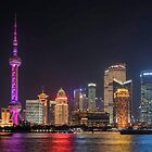 Shanghai By Night by Susan Dost