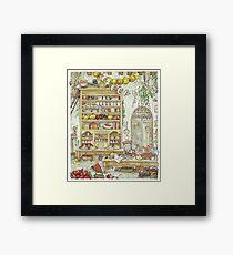 The Palace Kitchen Framed Print
