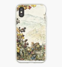 Walk to the High Hills iPhone Case