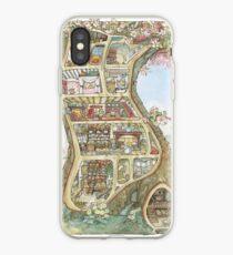 Crabapple Cottage iPhone Case