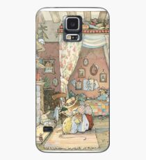 Lady Woodmouse gets Primrose ready for bed Case/Skin for Samsung Galaxy
