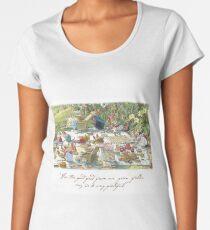Picnic time Women's Premium T-Shirt