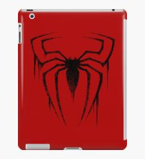 Spider Symbol (Black Version) iPad Case/Skin