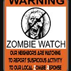 Zombie Watch by synister1