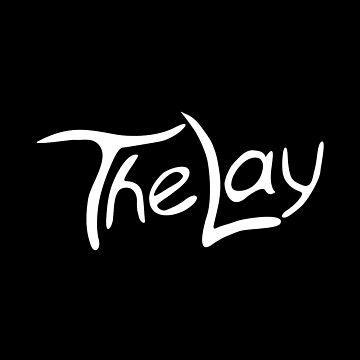The Lay - Logo (White) by Seneca97