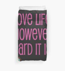 LOVE LIFE Bettbezug
