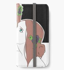 Hylas and the Nymphs iPhone Wallet/Case/Skin
