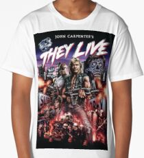 They Live Long T-Shirt
