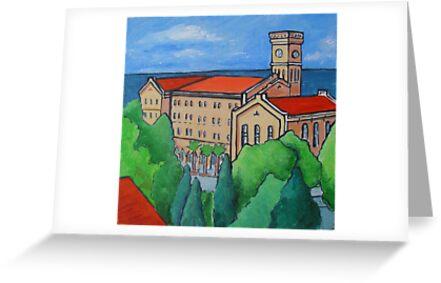 American University of Beirut by nancy salamouny