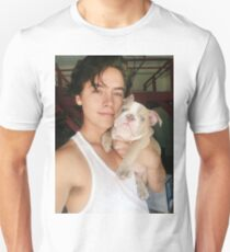 Cole sprouse Slim Fit T-Shirt