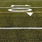 First Down  on the Ten Yard Line by Buckwhite