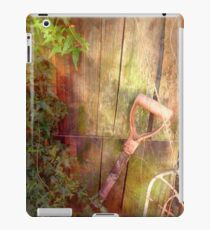 Old Shovel iPad Case/Skin