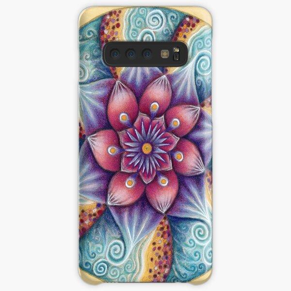 Seascape Mandala Samsung Galaxy Snap Case