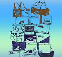 Posters sur le thème Nike | Redbubble