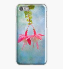 Painted Fuschia iPhone Case/Skin