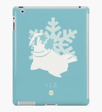 Pokemon Type  - Ice iPad Case/Skin