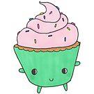 A Happy Little Cupcake by TakoraTakora
