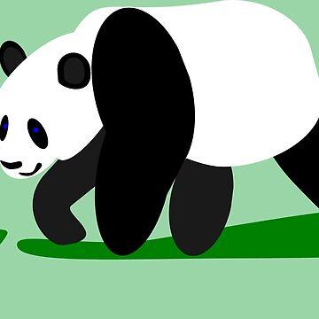 Rencontre panda-lapin by saturdayride
