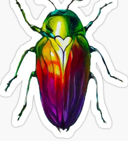 Love Bug Sticker