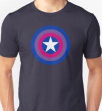 Pride Shields - Bi Unisex T-Shirt