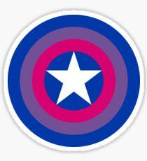 Pride Shields - Bi Sticker