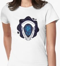 Lost in Space Robot - Secure Women's Fitted T-Shirt