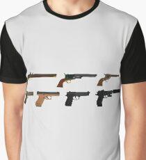 Handguns Graphic T-Shirt