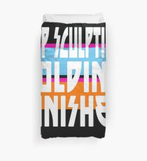 TOP SCULPTING - FOLDING - FINISHED Bettbezug