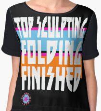 TOP SCULPTING - FOLDING - FINISHED Chiffontop
