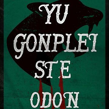 yu gonplei ste odon by Homehousesun