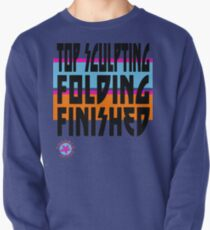 TOP SCULPTING - FOLDING - FINISHED Pullover