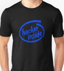Hacker Inside Unisex T-Shirt