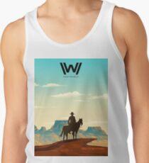 Camisetas de tirantes para hombre westworld