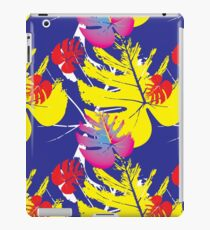 Saturated Leaves iPad Case/Skin