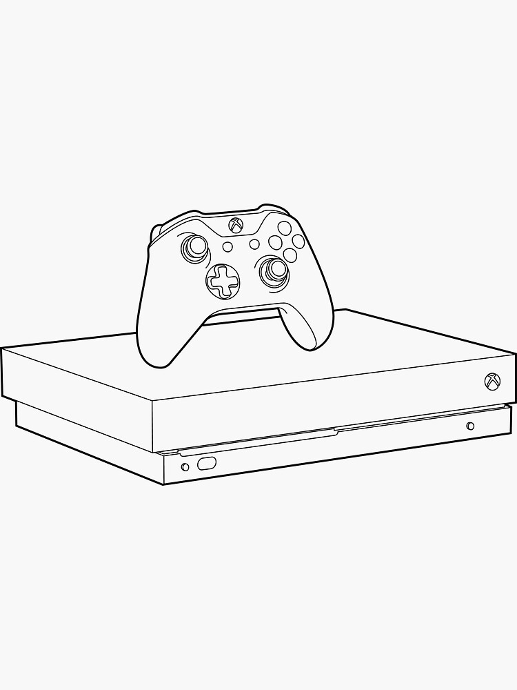 New Xbox One X Controller