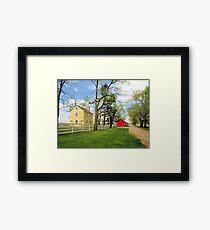 Kentucky Framed Print