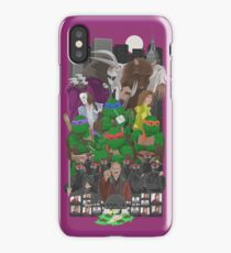 Turtle Power 25th iPhone Case