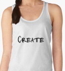 Create Women's Tank Top