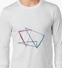 Nine Modern Angles Long Sleeve T-Shirt