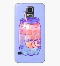 Funda/vinilo para Samsung Galaxy Burbujas de melocotón