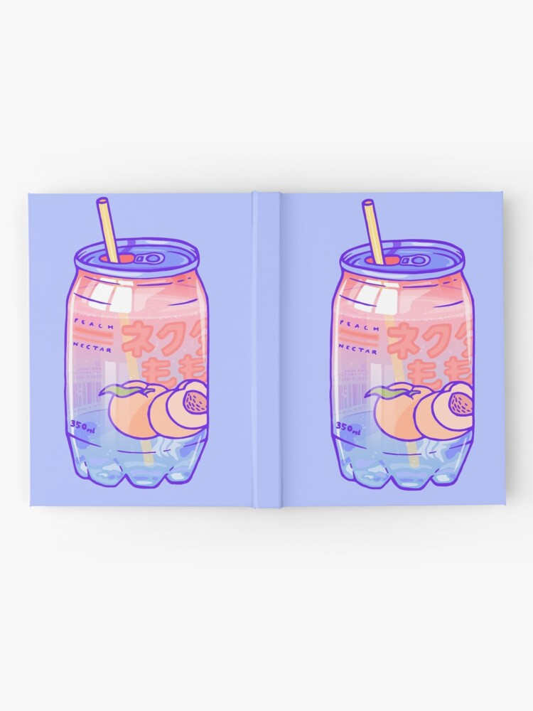 Alternate view of Peach Bubbles Hardcover Journal