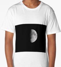 Half Moon Long T-Shirt