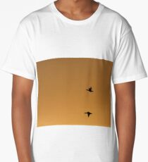 Ducks to Roost Long T-Shirt