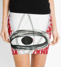Metanimal - atomic been, mushroom god Mini Skirt
