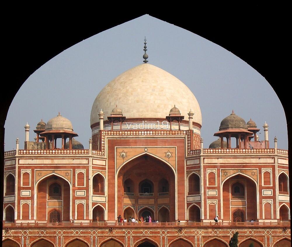 Humayun's tomb, Delhi, India by vadim19